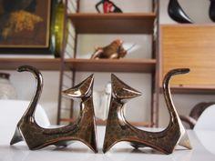 Eames Ceramic Cats