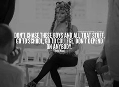 Didn't think Nicki Minaj would inspire me but there you go. Get it girl! Quotes To Live By, Me Quotes, Qoutes, Trust, Independent Girls, Baddie Quotes, Queen Quotes, Cultura Pop, Music Lyrics