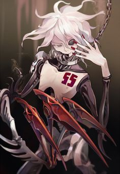 Komaeda x Calne Ca is the new OTP >>> I don't know why this exists but I love it
