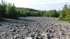 Inland Boulder Field 7/2015- Pukaskwa Coastal Trail - Lake Superior