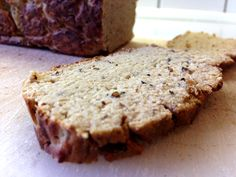 Low carb and gluten free coconut bread