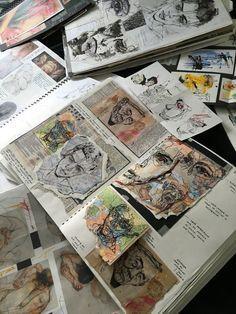 Art And Illustration, Art Journal Inspiration, Art Inspo, Inspiration Quotes, Journal Ideas, Arte Gcse, Architecture Drawing Art, Architecture Portfolio, Architecture Diagrams