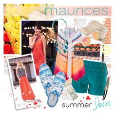 maurices Contest: Summer Lovin' by ashley-rebecca