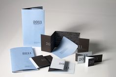 2011 Ringling College Commencement Package by Andrea Zegarra, via Behance