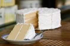 A Moist and Airy Snow-White Cake Recipe
