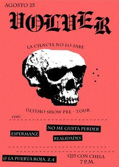 Volver // Pre-Tour