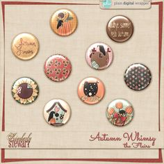 Autumn Whimsy - the Flairs