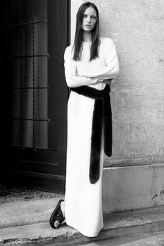 Julia Bergshoeff by Karim Sadli for the New York Times T Style Magazine November 14