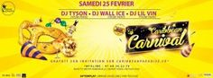 25/02 CARIBBEAN CARNIVAL A LAFTER PLAY DE TOULOUSE