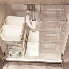 Almost every bathroom has cabinets as it is the only place where you can store your bathroom supplies. To make it look good and utilize the maximum space and to take utmost advantage you need a quick method of bathroom cabinet organization. Following is a simple project that ensure pure satisfaction.