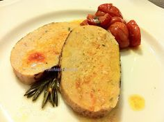 Polpettone alle carni bianche - Meatloaf with white meat