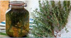 O ingrediente-chave desta maravilhosa receita é o alecrim.Sem nenhum exagero, o alecrim é uma planta superpoderosa.