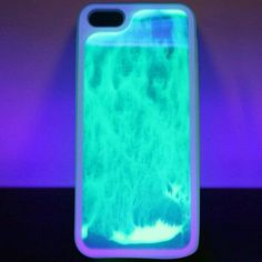 Glow in the dark case