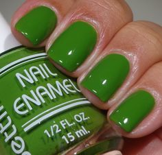 Bettina Nail Enamel Art Deco Collection - Green