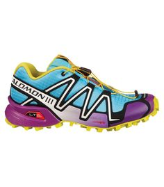 Salomon - Speedcross 3... Best trail running shoe ever!
