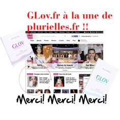 """GLOV on Plurielles.fr"" by glov-hydro on Polyvore"