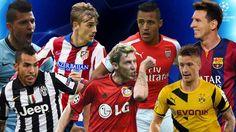 Champions League: fecha, hora y canal de la ida de los octavos de final