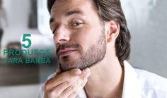 Barba charmosa e bem cuidada: confira 5 produtos masculinos para potencializar o look