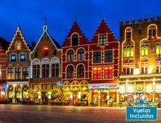 escapada especial flandes supraflights_2 5 dias en Flandes vuelo incluido desde 250 euros