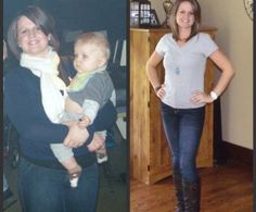 Awesome blog for Mom's who are working on an awesome bod!!  Care to join me
