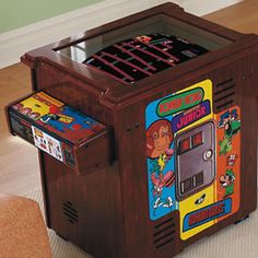 Donkey Kong Arcade Cocktail Table