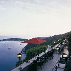 World's Best Restaurant Views: La Chèvre d'Or; Eze, France