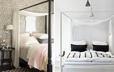 Bedroom Style: 10 Ways to Dress Your Canopy Bed