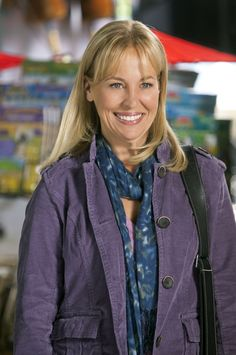 """Genie Francis in Hallmark Channel's Original Movie """"Notes from the Heart Healer,"""" premiering on May 12."""