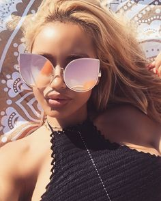 Fashionable mirrored lens shades at beyandall.com (Free Shipping on US orders)