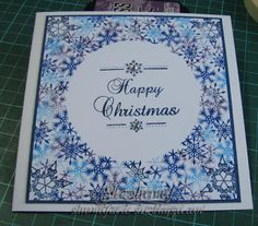 Silverwolf Cards Card-io/Majestix/Rubber Stamp Tapestry Christmas Cards
