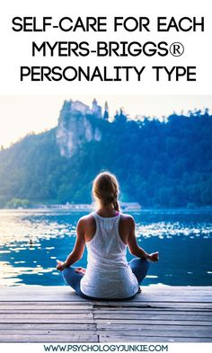 Self-care tips for each Myers-Briggs® personality type! Istj Personality, Myers Briggs Personality Types, Myers Briggs Personalities, Personality Descriptions, 16 Personalities, Personality Psychology, Infj Infp, Isfp, Introvert