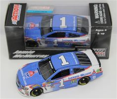 Jamie McMurray Diecast 1 2015 Sherwin Williams 1/64 Nascar | DiecastCarsNow.com
