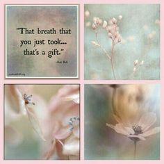 The breath...