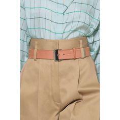 Hermès. #belt #pants #fashion #Vogue #VogueRussia #readytowear #rtw #springsummer2017 #Hermès #VogueCollections