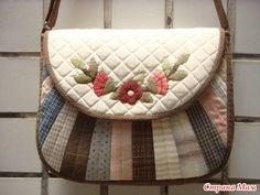 Коллекция лоскутных сумок - Страна Мам