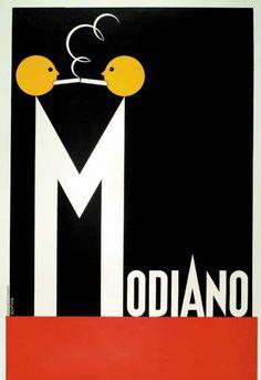 Sandor Bortnyik, Modiano, 1926