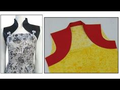 Classic Halter Neck Design for designer kurti and blouse - YouTube