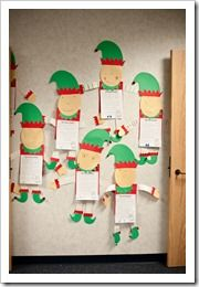 The First Grade Parade: A Little Q, Christmas in My Classroom, & GRINCH DAY!!!