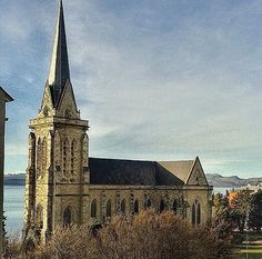 Catedral Nuestra Señora del Nahuel Huapi⛪️✨ Cathedral Nuestra Señora del Nahuel Huapi⛪️✨ #Bariloche #NahuelHuapiTravel #Patagonia #Argentina #Discovering #PlacesToGo #beintravellergirl #beintravel #traveller #church #cathedral #catedral #landscape #travelgram  #traveladdict #discoverargentina #bestintravel #paolladetails
