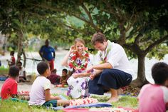 Visit a shell market on your Captain Cook Fiji cruise