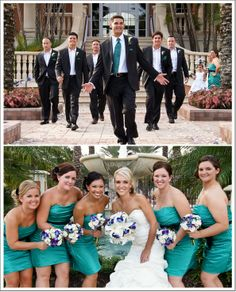 Peacock Wedding Theme | Teal and Black Colors| Photo: ... | Peacock Wedding Theme