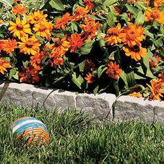 Undulating Garden Border   Landscape Edging: 10 Easy Ways To Set Your Garden  Beds Apart   Bob Vila