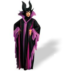I wear my Maleficent costume every year at Disney's MNSSHP and at home for Halloween