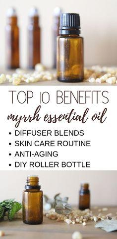10 Benefits of Myrrh Essential Oil