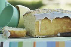 Lemon Coconut Cake Recipe - Taste.com.au