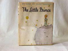 The Little Prince Antoine De Saint-Exupery Early 1960s Print