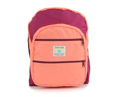 """A+New+Classic+Style:+Big+Pocket+Backpack  Simple+backpack+style+with+large+front+pocket+featuring+two+compartments.+Main+pocket+with+padded+laptop+pouch.  Coated+100%+nylon+pack+cloth+outer+and+lining  15""""+height+x+12""""+width+x+4""""+depth,+1.5+lbs  Made+in+the+USA"""