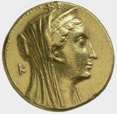 Kyniska - Spartan Princess:  One of the First Women in the Olympics.
