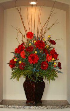 floral landscape design | Floral Design