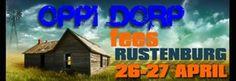 Oppi Dorp Festival Rustenburg  Date: 26 & 27 April 2013  Venue: Olimpia Park Stadium